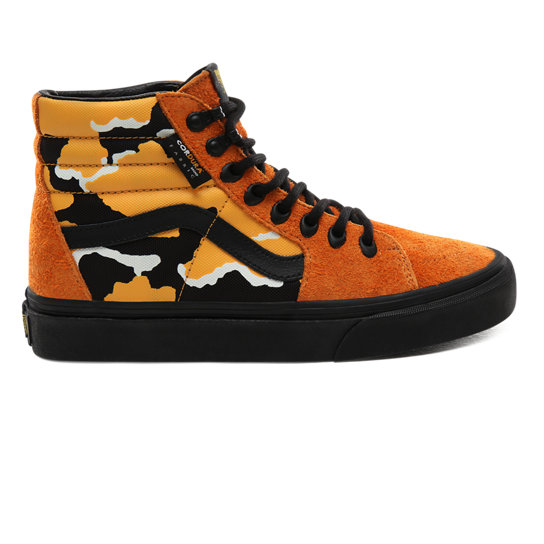 vans chaussure orange