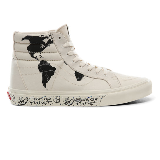 Save Our Planet x Vans Sk8-Hi Reissue Schoenen | Vans