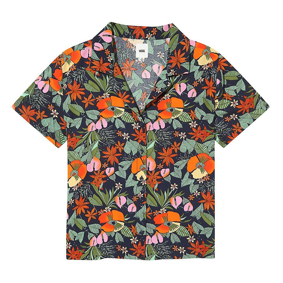 VANS Chemise Ka Lanii (multi Tropic) Femme Multicolour, Taille L