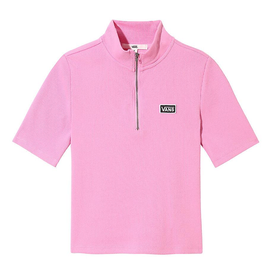 VANS Polo Studio (fuchsia Pink) Femme Rose, Taille L