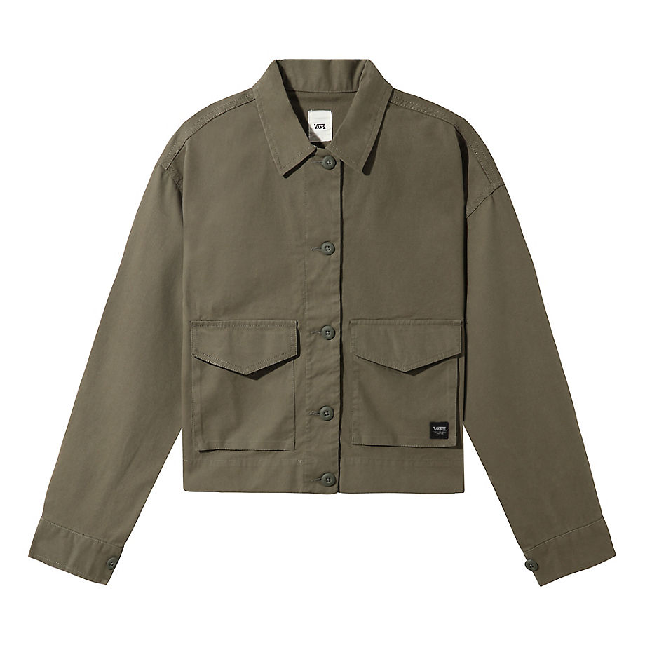 Veste-chemise Callahan (grape Leaf) , Taille L - Vans - Modalova