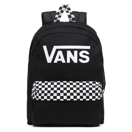 Realm Backpack | Black | Vans