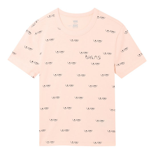Breast Cancer Awareness Baby T-shirt | Vans