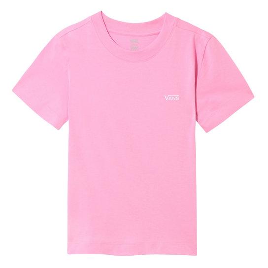 t shirt vans rose femme