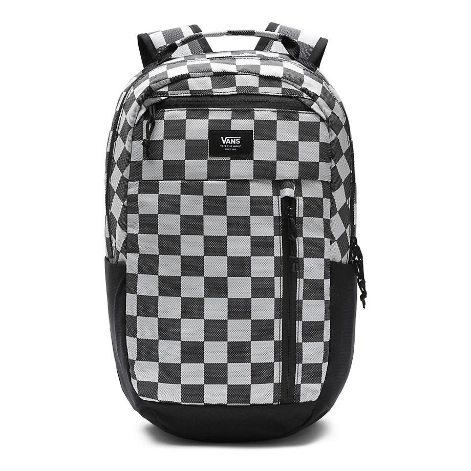 Sac À Dos Disorder Plus (black White Checker) , Taille TU - Vans - Modalova