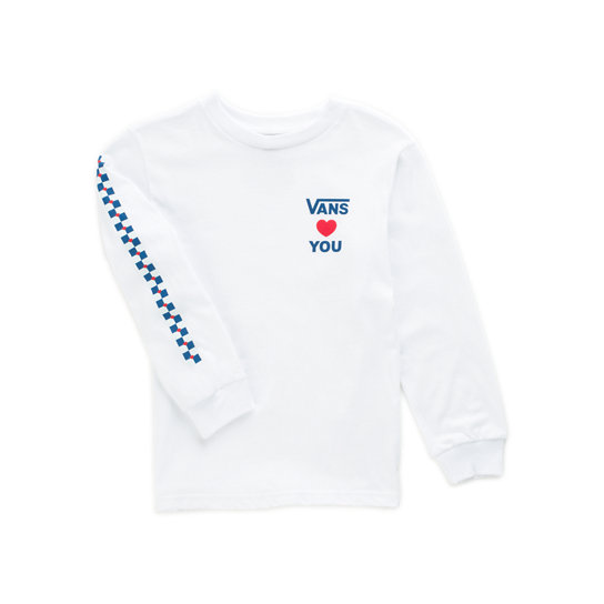 Little Kids Vans x Autism Awareness Long Sleeve T-shirt (2-8 years) | Vans