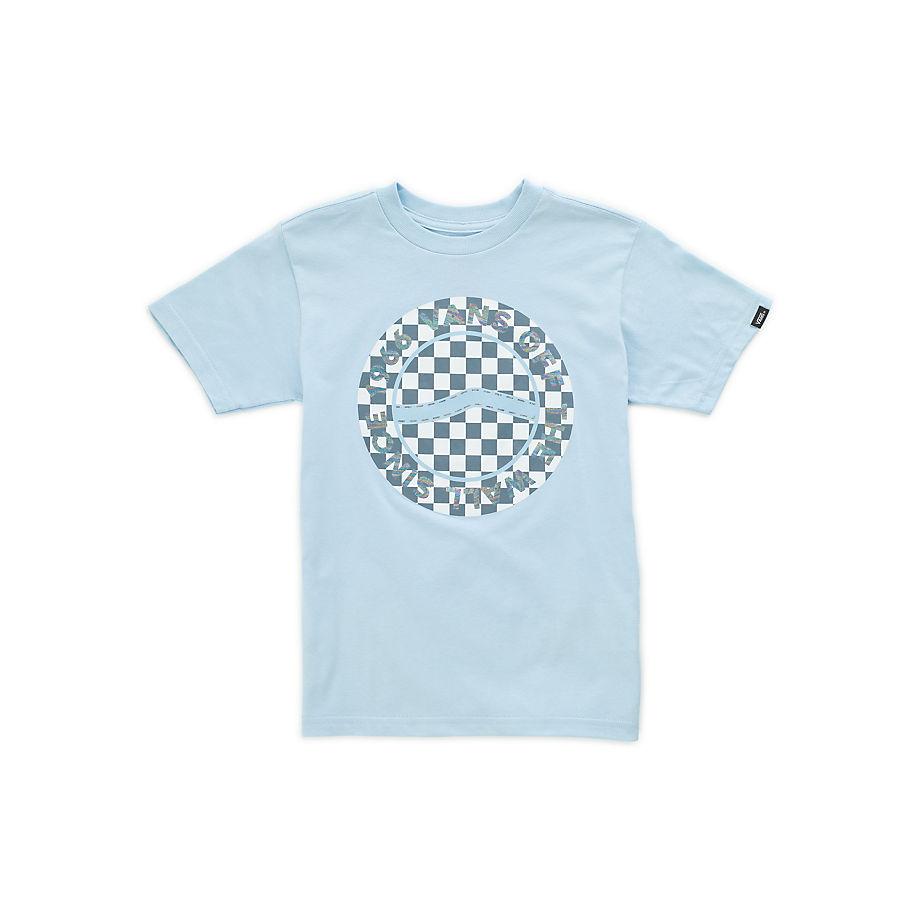 VANS T-shirt Little Kids Vans X Autism Awareness (2-8ans) (dream Blue) Little Kids Bleu, Taille 2-3