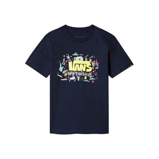 Little Kids Kick Out T-shirt (2-8 years) | Vans