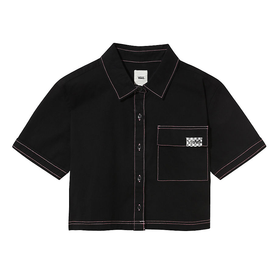 Chemise Thread It (black) , Taille L - Vans - Modalova