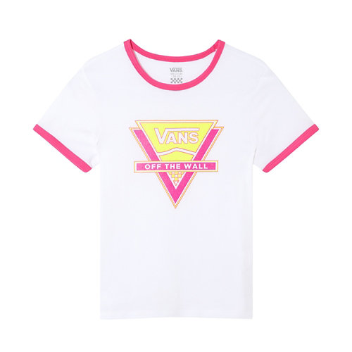 Girls+Neon+Triangle+Glitter+T-shirt+%288-14%2B+years%29