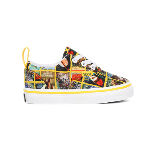 Toddler Vans x National Geographic Elastic Lace Era Shoes (1-4 years) | Vans
