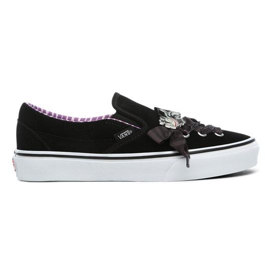 Disney x Vans Classic Slip On Lace Schuhe