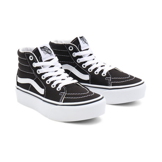 Kids Sk8-Hi Platform 2.0 Shoes (4-8 years) | Vans