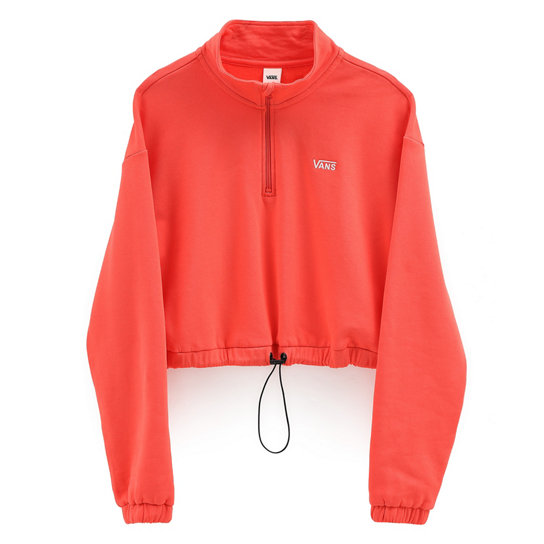 Left Chest Half Zip Fleece | Vans