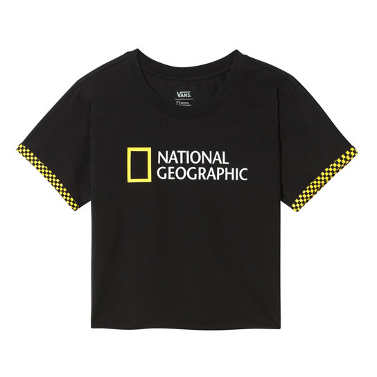 Vans x National Geographic Roll Out T-shirt | Vans