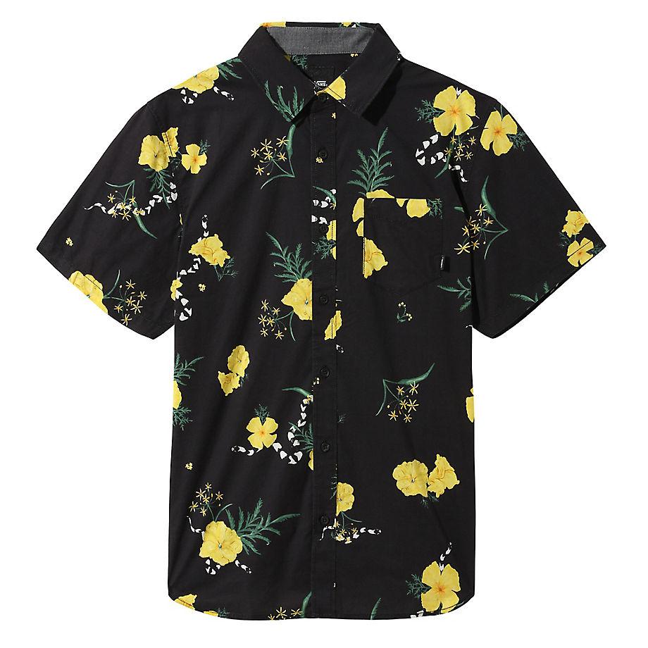 Chemise Super Bloom Floral (black-super Bloom) , Taille L - Vans - Modalova