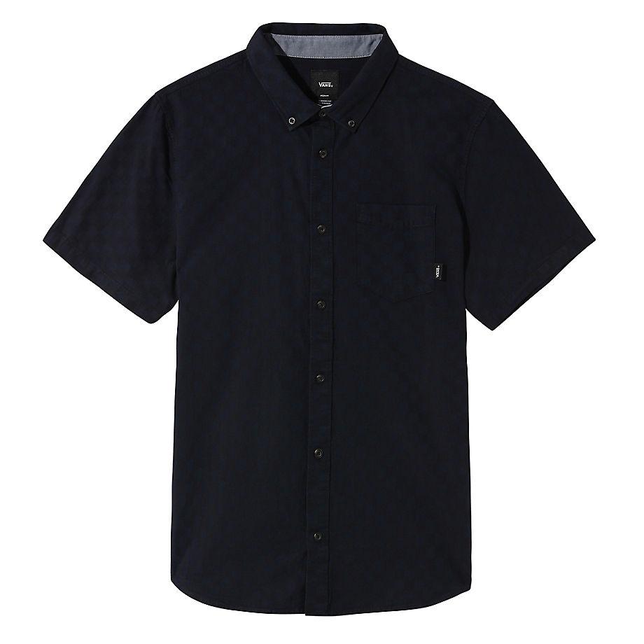 Chemise À Fermeture Boutonnée Beachwood (black-dress Blues) , Taille L - Vans - Modalova