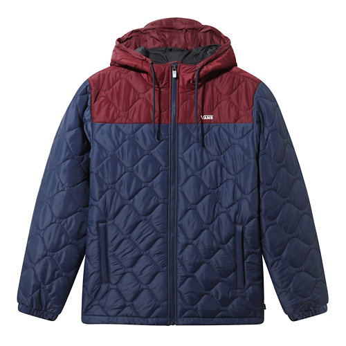 Woodcrest+Hooded+Jacket