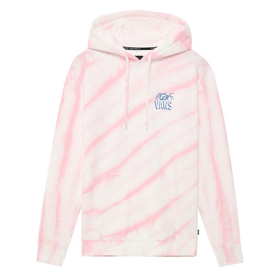 Sweat À Capuche Hell Yeah Tie Dye ( Cool Pink Tie Dye) , Taille L - Vans - Modalova