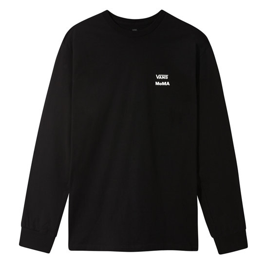 Vans MoMA Long Sleeve T-shirt | Vans