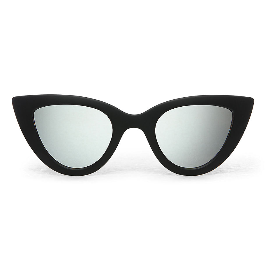 Lunettes De Soleil Retro Cat (black) , Taille TU - Vans - Modalova