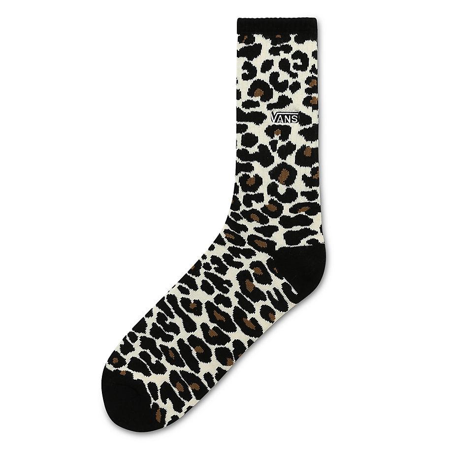 Chaussettes Leopard Crew (leopard Print) , Taille TU - Vans - Modalova