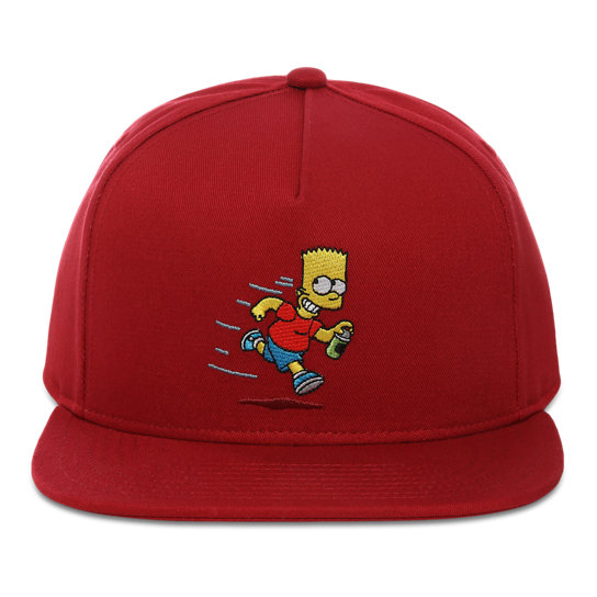 The Simpsons x Vans El Barto Snapback Hat | Vans
