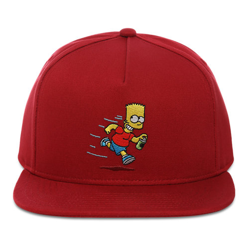The+Simpsons+x+Vans+El+Barto+Snapback+Hat