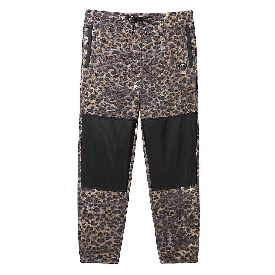 Pantalon Polar Fleece (leopard Print) , Taille L - Vans - Modalova