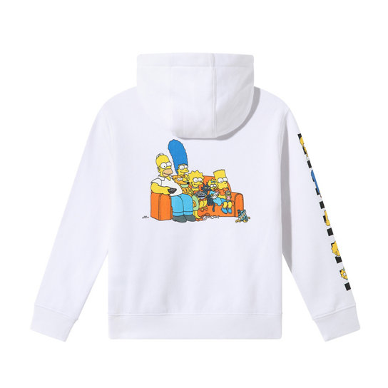 Little Kids The Simpsons x Vans Family Pullover Hoodie (2-8 years) | Vans