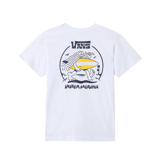 Little Kids Wheres The Beach T-Shirt (2-8 years) | Vans
