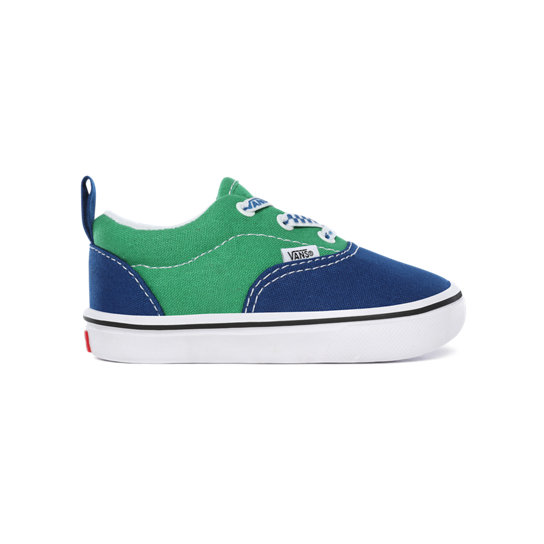 Toddler Elastic Lace Mix ComfyCush Era Shoes (1-4 years) | Vans