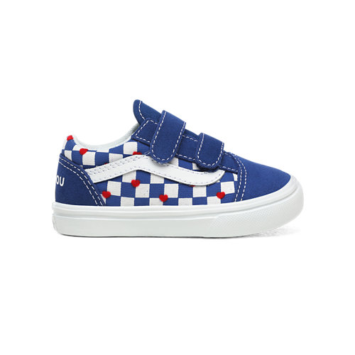 Chaussures+Vans+x+Autism+Awareness+ComfyCush+Old+Skool+V+Enfant+%281-4+ans%29