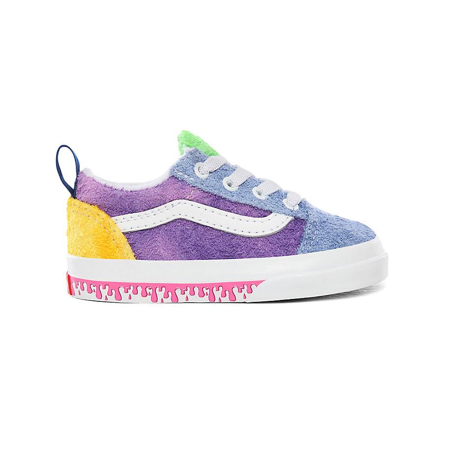 Sneaker Vans VANS Zapatillas Old Skool Elastic Lace De Vans X Anderson .paak De Bebé (1-4 Años) ((anderson Paak) Ziti) Toddler Púrpura
