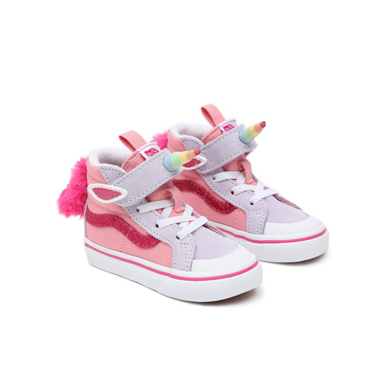 Toddler Unicorn Sk8-Hi Reissue 138 V Shoes (1-4 years) | Vans
