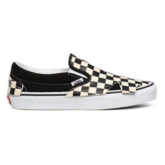 chaussures vans a carreaux