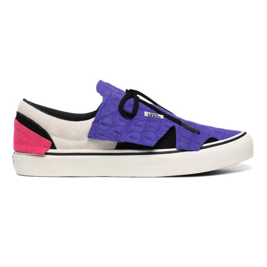 Emboss Croc Era Origami Shoes | Vans