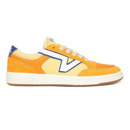 vans chaussure jaund