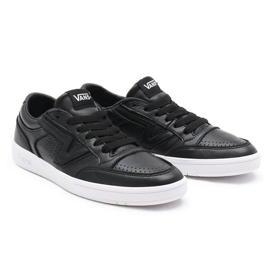 Leather Lowland CC Shoes | Vans