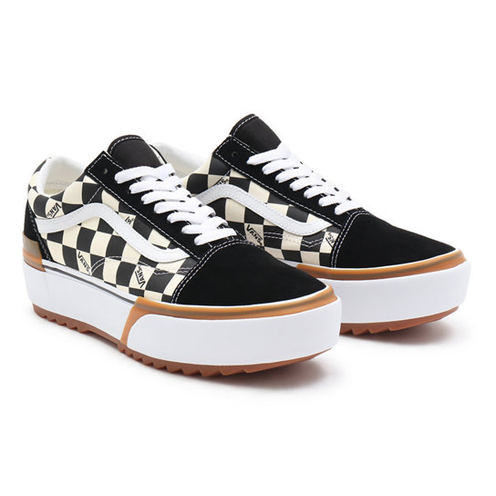 Zapatillas Checkerboard Old Skool Stacked | Vans