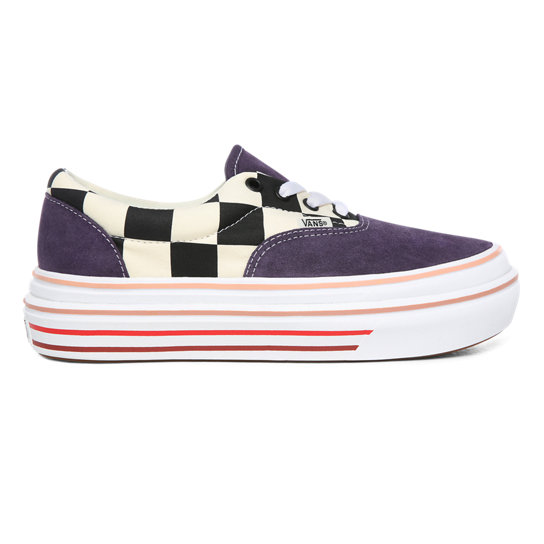 Suède/Canvas Super ComfyCush Era Schoenen | Vans
