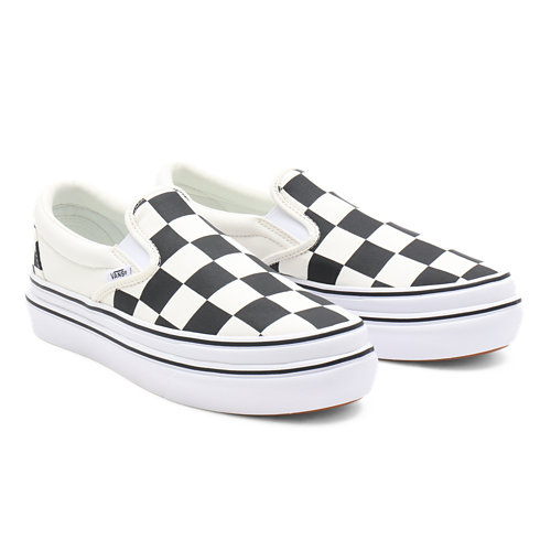 Big+Classics+Checker+Super+ComfyCush+Slip-On+Schoenen
