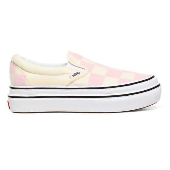 Zapatillas Big Classics Checker Super ComfyCush Slip-On | Vans
