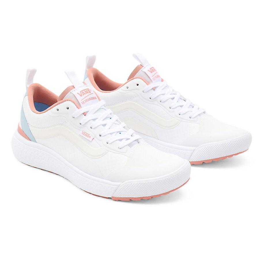 Vans  ULTRARANGE EXO  women's Shoes (Trainers) in White - VN0A4U1KA201