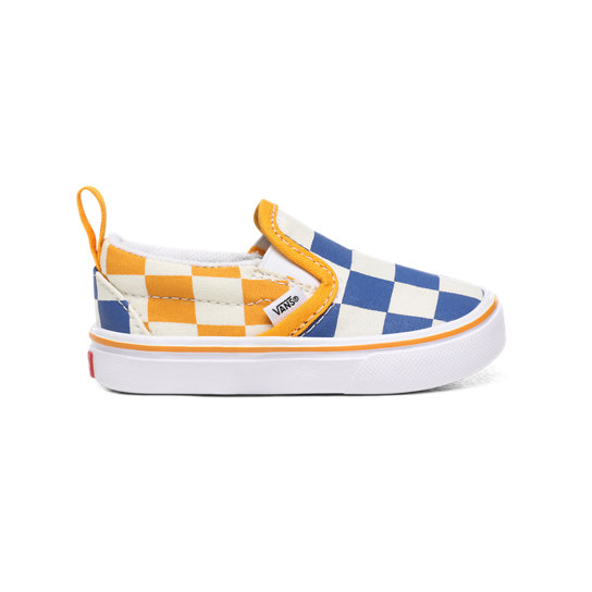Chaussures Enfant Big Checker ComfyCush Slip-On V (1-4 ans) | Vans