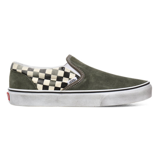 Chaussures Washed Classic Slip On