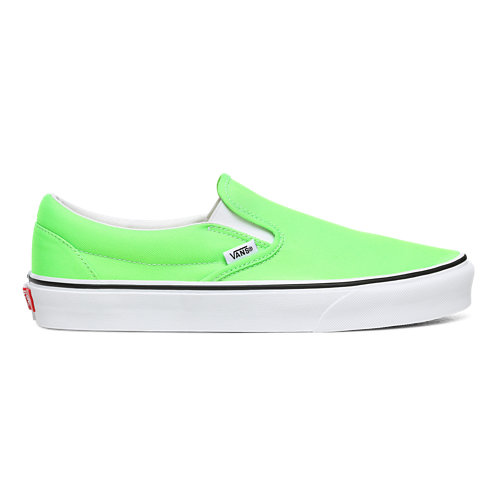 Neon+Classic+Slip-On+Shoes