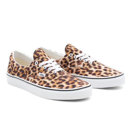 Scarpe Leopard Era | Nero | Vans