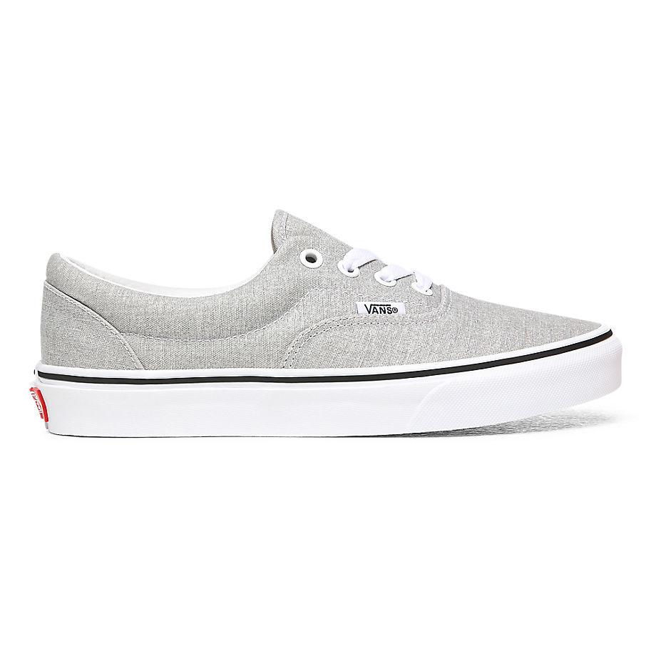 Chaussures Era (silver/true White) , Taille 34.5 - Vans - Modalova