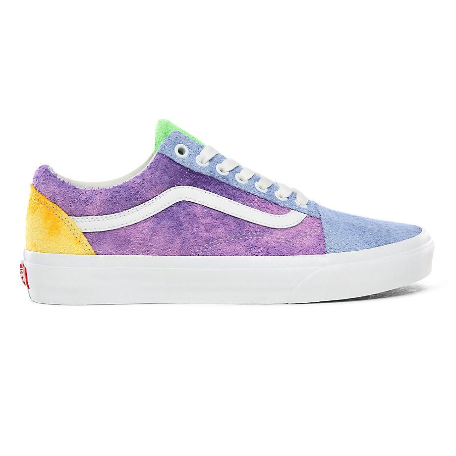 VANS Anderson Paak Old Skool Shoes ((anderson Paak) Ziti) Women Purple, Size 11 - VN0A4U3B2N91